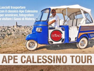 BV Ape Calessino Tour