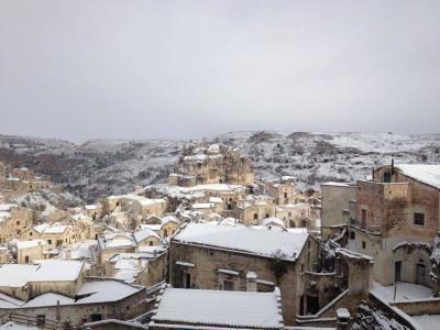 PACCHETTO SASSI DI MATERA | TOUR SASSO CAVEOSO