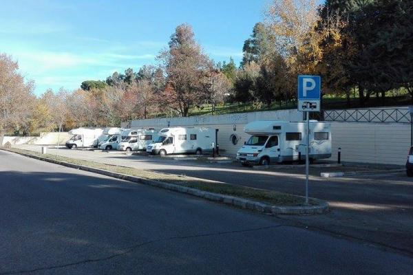 Area Camper Sassi Matera