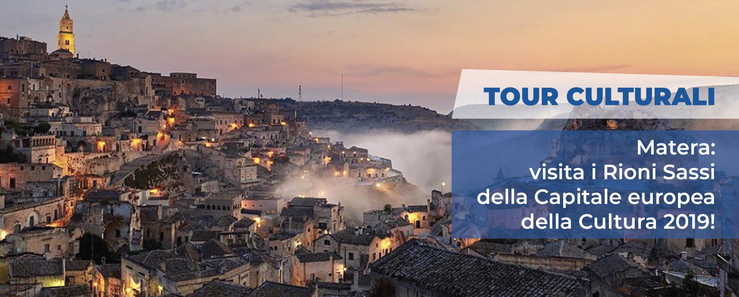 Ape Calessino Tour Sassi di Matera – Martulli Viaggi