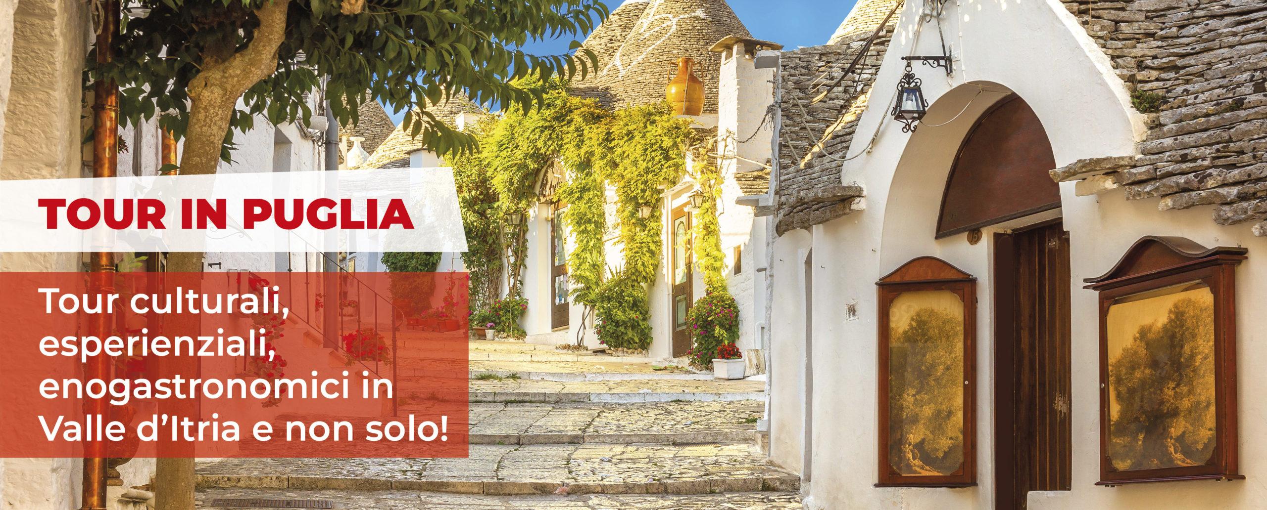 Visita guidata dei trulli di Alberobello – Scuole e Gruppi – Martulli Viaggi